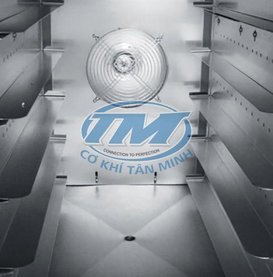 Lò nướng bánh đối lưu 10 khay (TMTP-I49)
