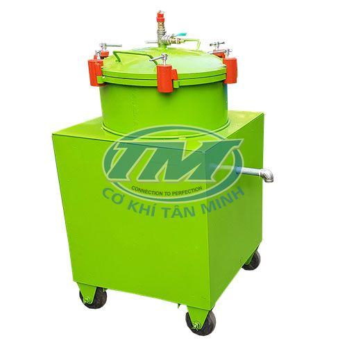 Máy Ép Dầu Lạc Đa Năng (Bộ Lọc Dầu) (TMBQ-A2)