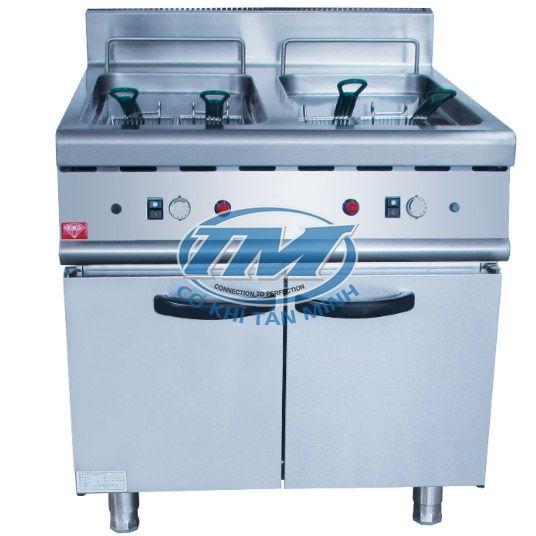 Bếp chiên đôi dùng gas 64 lít (TMTP-NB46)