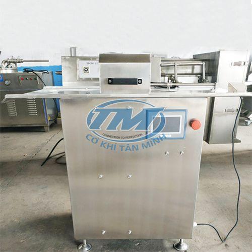 Máy buộc đầu xúc xích bán tự động (TMTP-GA08)