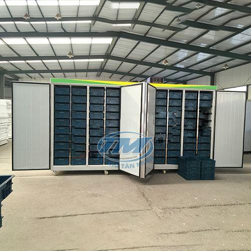 Máy làm giá đỗ 500 kg/ngày (tĩnh điện) (TMTP-OG04)