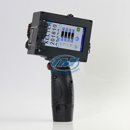Máy in date cầm tay tự động TM1 (TMĐG-D31)