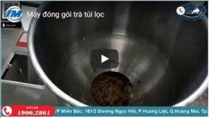 Video: Máy đóng gói trà túi lọc