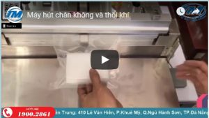 Video: Máy hút chân không và thổi khí