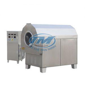 Lợi ích của máy rang hạt trong sản xuất chế biến đồ khô