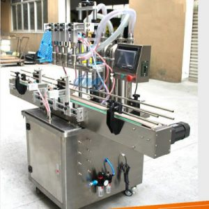Tại sao nên sử dụng máy chiết rót trong đóng gói dung dịch?