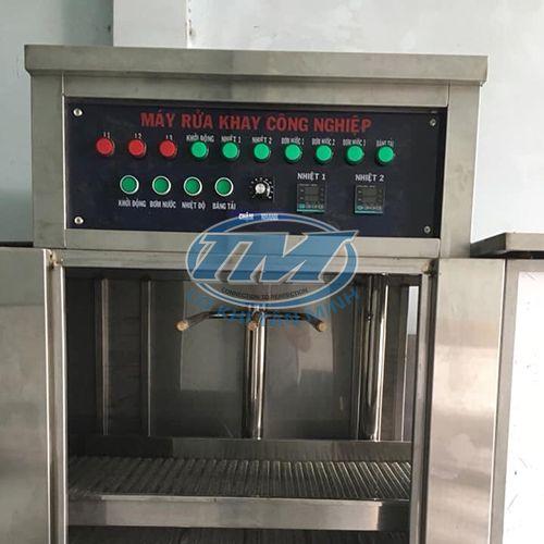 Máy rửa khay, chén, bát tự động (TMDC-DC11)