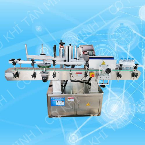 Máy dán nhãn chai tròn tự động TM1 (TMĐG-LT220)