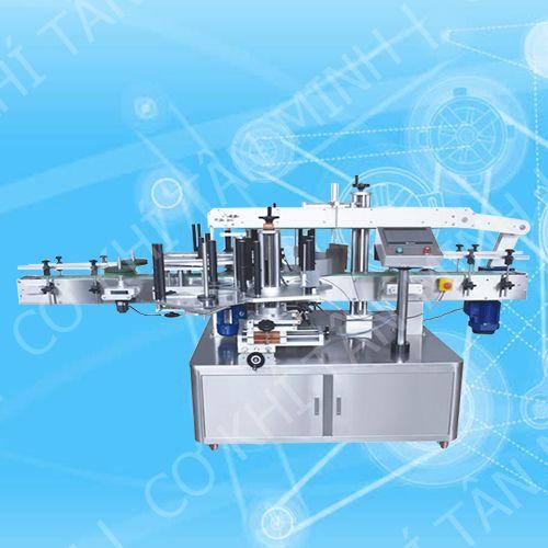 Máy dán nhãn hai mặt tự động (TMĐG-LT600)