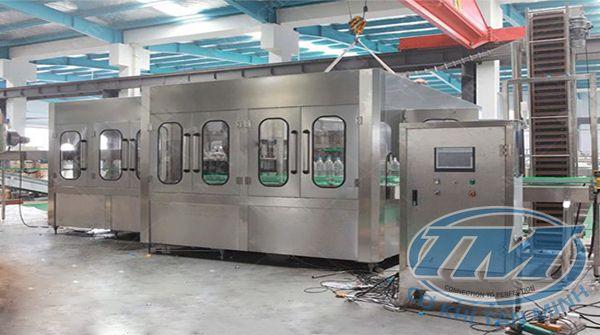 Dây chuyền chiết rót nước khoáng tự động CGF 50-50-12 (TMKM-K07)