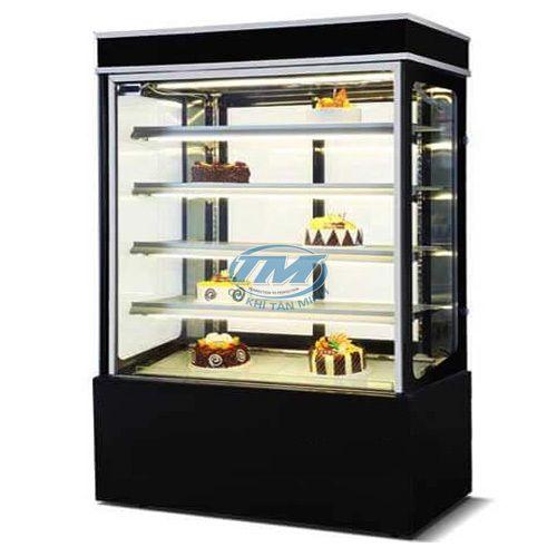 Tủ trưng bày bánh kem kính phẳng 5 tầng 1.8m (TMTQ-A11)
