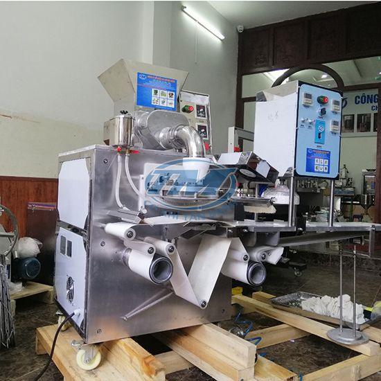 Máy định hình thực phẩm, định hình cơm cháy công nghiệp (TMTP-LC07)