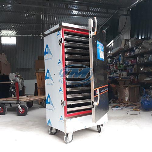Tủ cơm 12 khay dùng điện không điều khiển VN (TMTP-Q21)